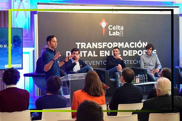Ricard Perez durante una presentación
