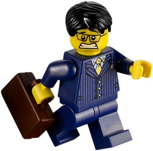Lego ejecutivo