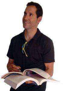 Ricard Perez. Científico Deportivo y Divulgador